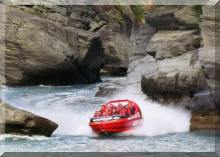 Shotover River Jet Boating